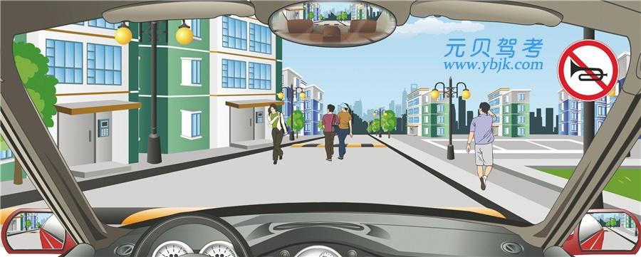 c1交通警察手势_c1文明驾驶行车安全考题模拟-驾考一点通