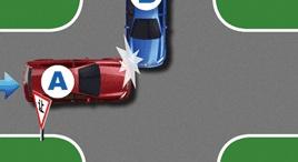 安阳考驾照网上预约_无灯路口未按提示标志让行_交通事故责任认定详细图解