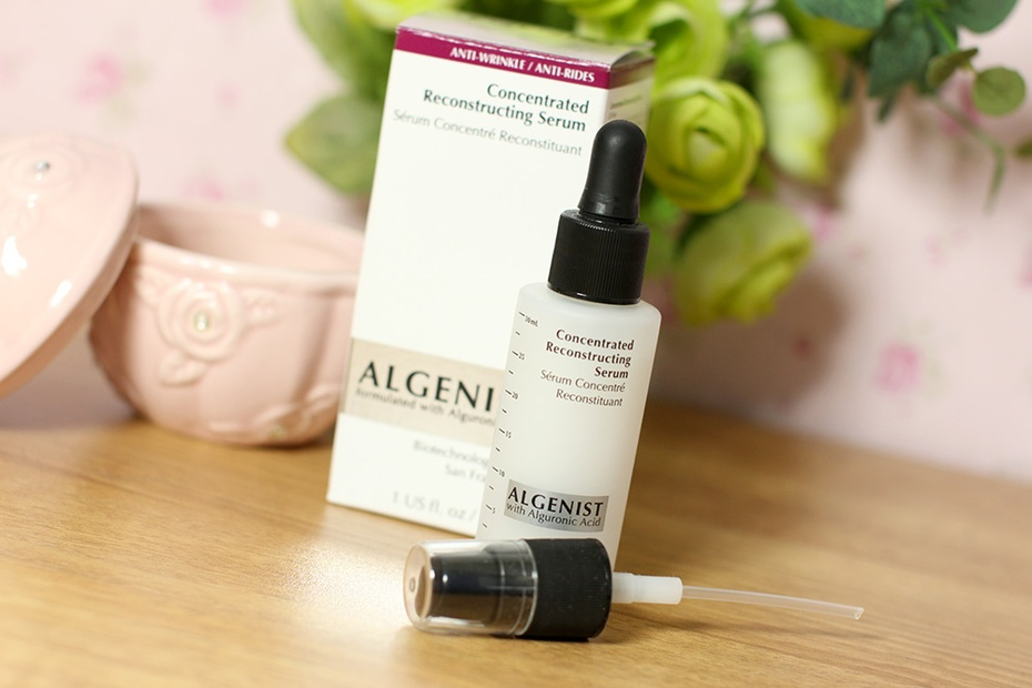 ALGENIST Concentrated Reconstructing Serum 30ml的圖片搜尋結果