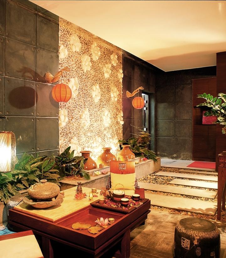 大业美家 格拉斯小镇238平米 红木中式家具装修案例