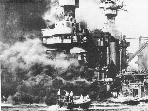 偷袭珍珠港美国损失_不宣而战,日本偷袭珍珠港照片记录-福宁客-搜狐博客