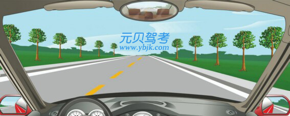 在这条公路上行驶的最高速度不能超过多少?A、30公里/小时B、40公里/小时C、50公里/小时D、70公里/小时
