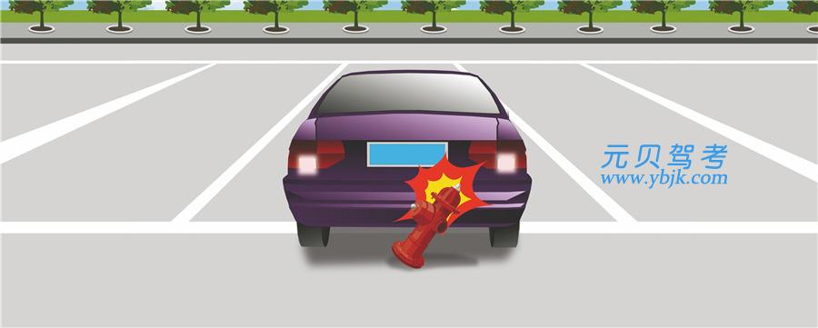 發生該事故的主要原因是駕駛人倒車前沒有進行安全確認。答案是對