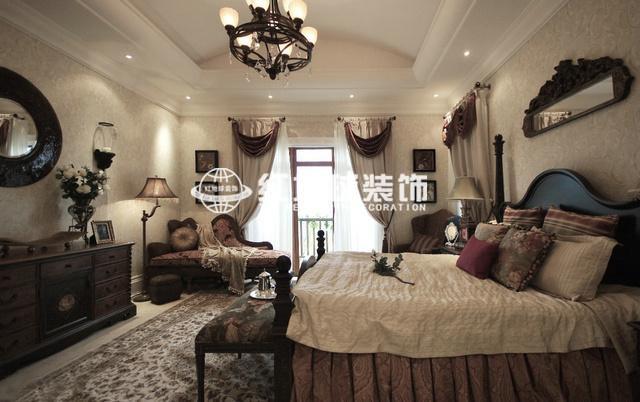 过道   客厅壁炉效果(欧式风格必不可少的壁炉元素)   休闲区
