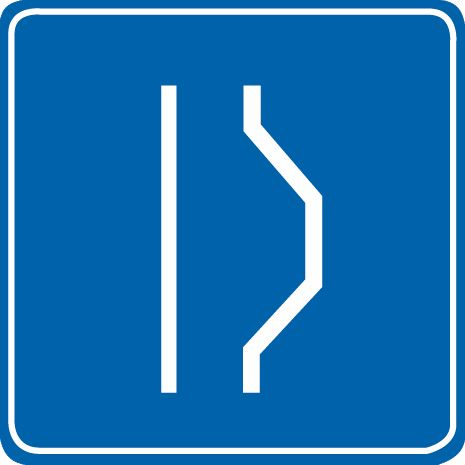這個標志是何含義?A、緊急停車帶B、露天停車場C、停車位D、錯車道