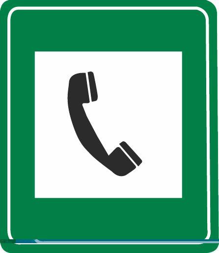 这个标志是何含义?A、高速公路公用电话B、高速公路报警电话C、高速公路紧急电话D、高速公路救援电话