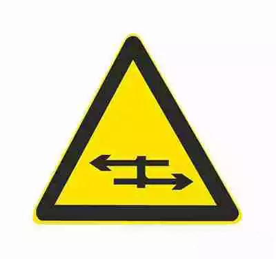 十字平面交叉