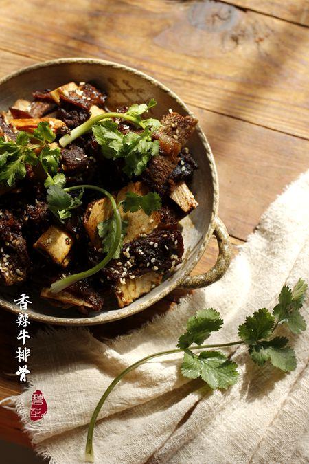 牛骨汤炖萝卜_【香辣牛排骨】令人回味的舌间享受-碧芝。。淡写流年-搜狐博客